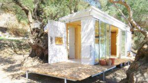 Ohromující krásný dům na Krétě na kolečkách | Životní Design Pro Malý Dům