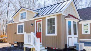 Ohromující krásný malý dům s 450 čtverečních stop | Krásný malý dům