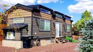 Ohromující krásný malý dům v komunitě Luxtiny Životní Design Pro Malý Dům