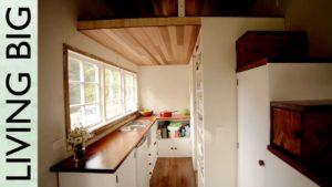 Ohromující kutilská chalupa v malém domě