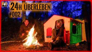 Přežijte 24h v TOY HOUSE! | Strávit noc v Drobném domě! s @ Fritz Meinecke ČÁST 2