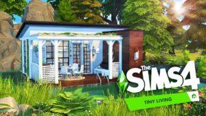 PLAVIDLA TINY DŮM 🌲 | The Sims 4: Tiny Living | Rychlost sestavení