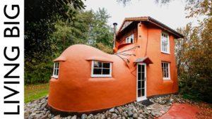 Pohádkový dům ve tvaru boty