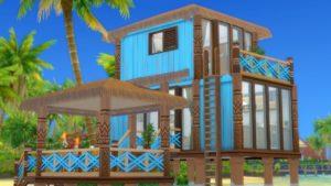 Postavil jsem malý dům s LADDEREM v The Sims 4