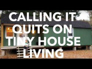 Proč se tomu říká, že končí v malém domě žijícím