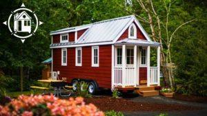 Prostorný malý dům se třemi ložnicemi v Oregonu