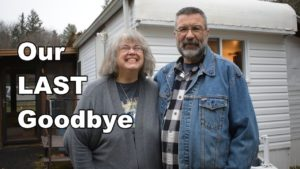 Rozloučení s naším malým domem
