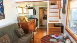 Rustikální krásný láskyplně postavený moderní malý dům Životní Design Pro Malý Dům