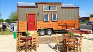 Rustikální krásný nový začátek malého domu Životní Design Pro Malý Dům