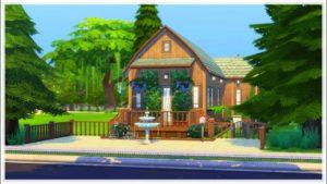 STAVBA RYCHLÝCH DŮMŮ | The Sims 4