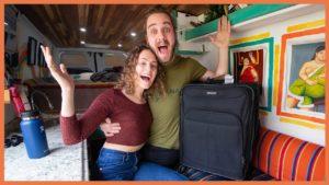 Sešlo se s naším TINY HOME 😍   Van Life Jižní Amerika