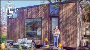 Smart Millennial kupuje stylový TINY HOUSE jako perfektní 1. domov