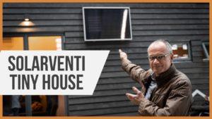SolarVenti® v TINYHOUSE! | Stavební veletrh Göttingen 2020