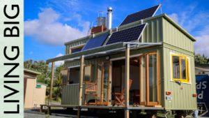 Super High Spec Profesionálně postavený malý dům