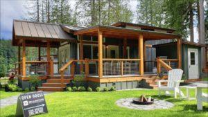Světová nejkrásnější chata Bellevue na prodej   Malý dům velké bydlení