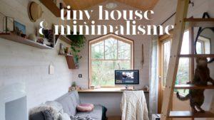 TINY HOUSE & MINIMALISM: tipy, skladování, třídění ...