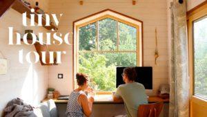 TINY HOUSE TOUR: navštivte náš mini-dům Baluchon!