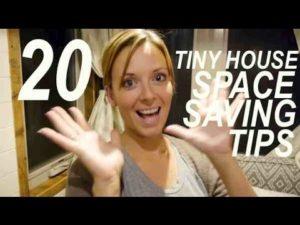 TWENTY TINY HOUSE Tipy pro úsporu místa - v jednom!
