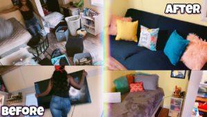 TeenMom žije v TINY HOUSE s jednoletým synem Pt.2! Extrémní motivace čištění ️ ️ aktualizace!