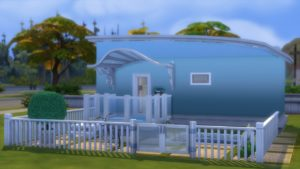 The Sim 4: Tiny House - Build House (Speed ​​Build)