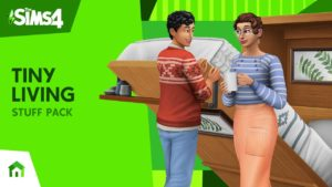 The Sims ™ 4 Tiny Living: Oficiální trailer