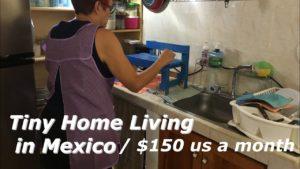 Tiny Home Living v Mexiku za 150 USD měsíčně   Tiny Homes v Mexiku