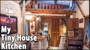Tiny House Kitchen: Vaření s jednoduchými spotřebiči