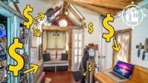 Tiny House Měsíční náklady. Je Living Small opravdu levnější?