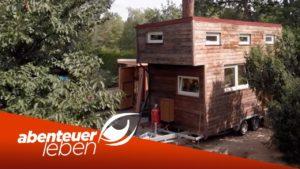 Tiny House: Obrovský obchod s malým domem Část 1/4 | Dobrodružný život | kabel jeden