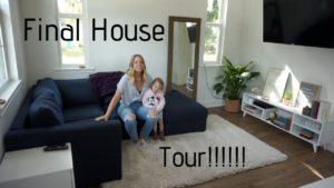 Tiny House Tour! 600 čtverečních stop
