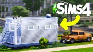 Tiny Living MICRO Home Challenge (32 dlaždic) pro TŘI SIMS!