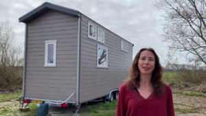 Tour Tiny House epizoda 1: Nathalie Sombroek