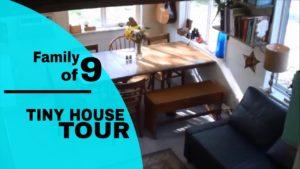 VELKÁ RODINA ... malý dům TOUR!