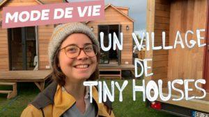Ve 25 letech vytvořila svou vesnici malých domů!