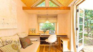 Vina's Tiny House Domek o rozloze 140 m² v Kalifornii | Životní Design Pro Malý Dům