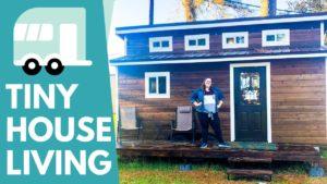 Vyzkoušejte bydlení Drobného domu PŘED nákupem (inteligentní)