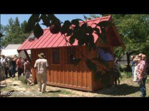 We The Tiny House People (Documentary): Malé domy, malé byty a úkryty