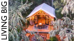 Zpátky do přírody žijící v krásném malém domku (znovu)