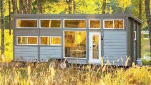 """Úžasné ESCAPE RV & Tiny Homes """"Traveler XL"""" na prodej v Rice Lake, Wisconsin   Nádherný malý dům"""