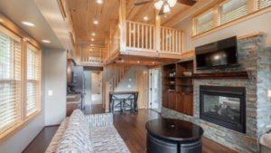 Úžasný útulný 3 + kk chalupa Malý domek na prodej od Wildwood Lake Front Cottages