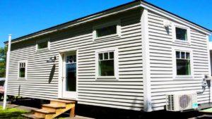 Úžasný malý dům o délce 26 stop na kolech malého domu na přívěsu   Nádherný malý dům