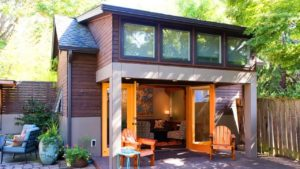 Úžasný rozkošný malý malý dům žijící ideální pro pár v Ballardu