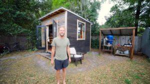 1 500 $ Backyard 100 Square Feet Tiny House