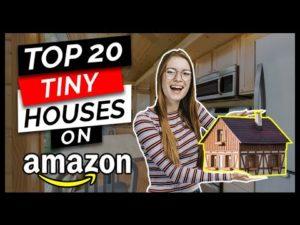 20 malých domů, které si můžete koupit na Amazonu 2019