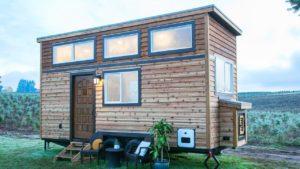 Absolutely Beautiful Archway Tiny Home od Tiny Heirloom Životní Design Pro Malý Dům