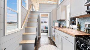 Absolutely Beautiful Spectacular Tiny Home Na prodej od Tiny Idahomes