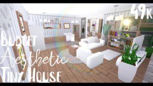 Bloxburg | Rozpočet estetický malý dům (49k)
