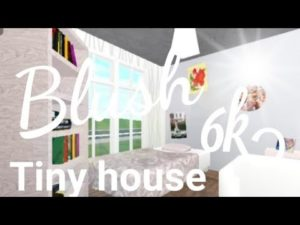 Blush Tiny House | Bloxburg Build