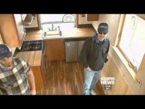 California Tiny House - KMPH 26 News Clip