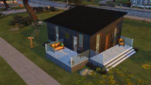 DĚTSKÝ DŮM | The Sims 4 | Rychlost sestavení